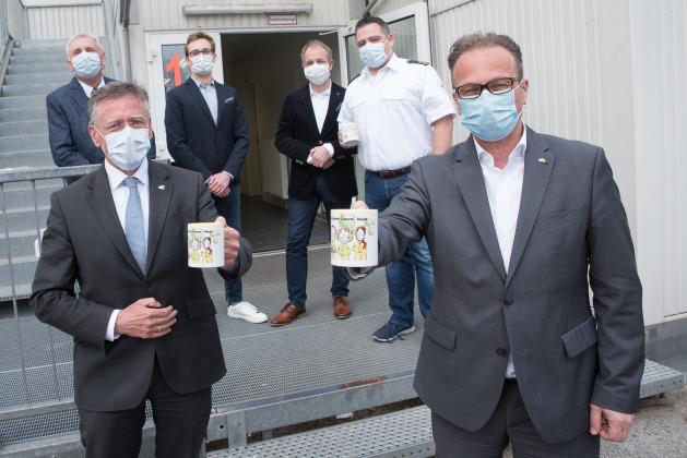 Praxis Drususallee Dr. Pukies und Dr. Schöfmann Neuss